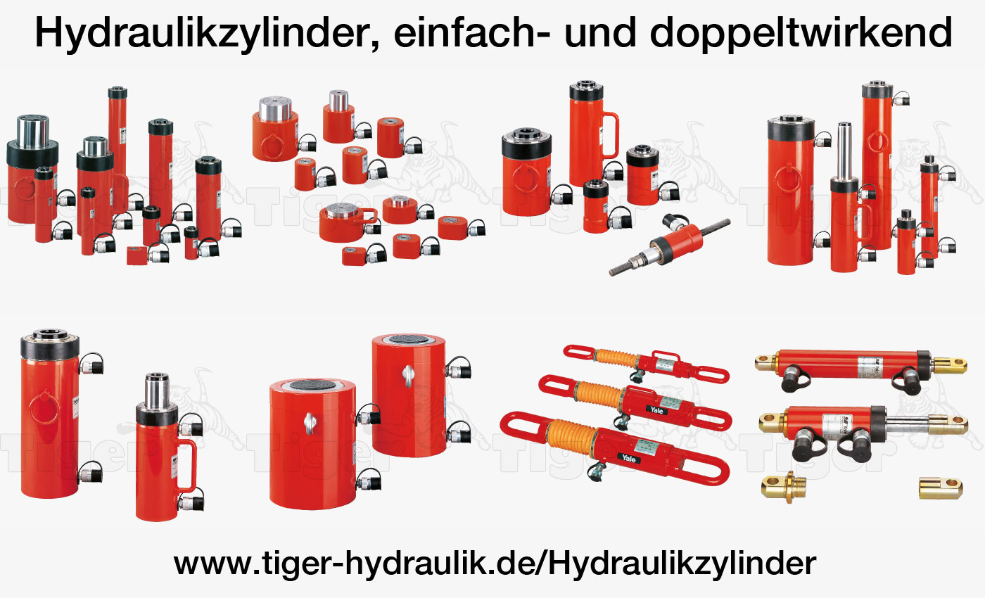 Hydraulikzylinder 700 bar