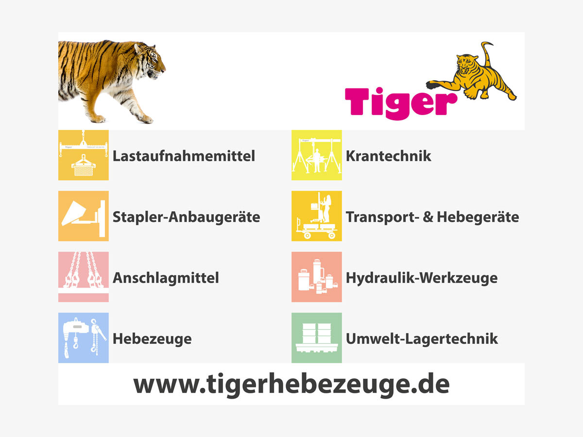 TigerHebezeuge - Hebetechnik News