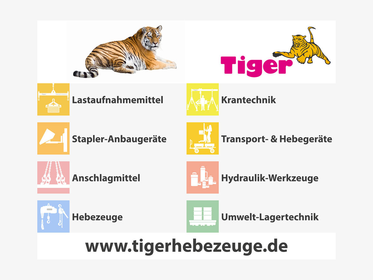 Hebetechnik - TigerHebezeuge NEWS